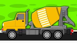 Semen Pengaduk Truk   Formasi Dan Penggunaan   Kids Trucks ...