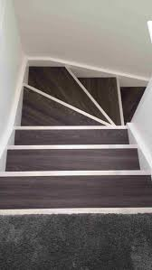 Beach Lvp Stair Installation Waterproof Lifeproof Big Bens Vinyl Plank Flooring Stairs