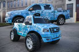 Like Father Like Son! Check Out This Vinyl Wrapped Toy Truck Nick ... Vehicle Wraps In Greater Danbury All Ct Signarama Ridgefield Car Vinyl Films Sheets Wrapped Lifted Trucks New Cars Upcoming 2019 20 Camo Truck Wrap Most Popular Pattern Free Shipping American Flag Half Xtreme Digital Graphix For Chicago Il News Geckowraps Las Vegas Color Change Newly Everything For Your Office Supplies Chevy Silverado 1500 Design By Essellegi 73 Best And Painted Tensema2017