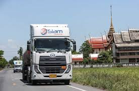 100 Big Blue Trucking Services In Thailand SIAM Shipping