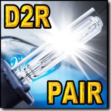 buy hightechautoaccessory pair d2r xenon stock hid headlight