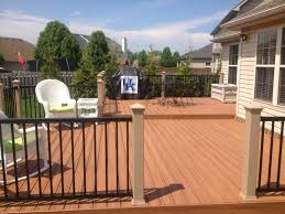 Floor Home Decor Cable Railing Lowes Deck How To Draw A Deck Plan