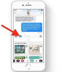How to Hide the iMessage App Icon Row in iOS 11 Messages for