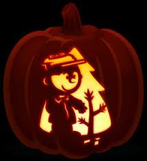 Walking Dead Pumpkin Stencils Printable by Pattern Orange And Black Pumpkins