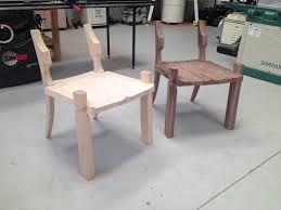 Being Maloof. Maloof Style Chair Build Part 1 / Infinity Cutting ... Build A Maloof Inspired Low Back Ding Chair With Charles Brock Sculpted Rocker Nc Woodworker Northeastern Woodworkers Associations Fine Woodworking Show The Tefrogfniture Plans Part 7 Maloofinspired And Ottoman Bowtie Stool Patterns Chairmaker 38 Sam Exceptional Rocking Design Building A Lowback Youtube Rocknchairman Twitter From One To Another Being Style Part 1 Infinity Cutting