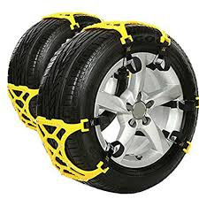 100 Snow Chains For Trucks Atli Of CarSuv Chain Tire Emergency Thickening Anti
