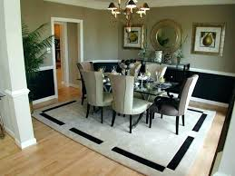 Dining Room Rug Ideas Contemporary Rugs Area For Good