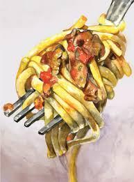 illustration of Watercolor Food Food Beverage