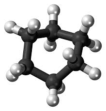 Chair Conformation Of Cyclohexane by File Cyclohexane Molecule Boat Ball Png Wikimedia Commons