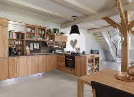 vollholzküche rondo mit loft tisch haus küchen küche holz