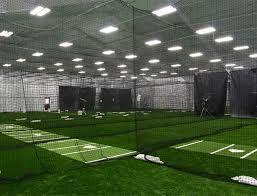 indoor batting cages business pinterest