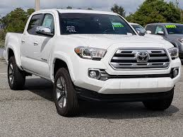 New 2019 Toyota Tacoma Limited Double Cab In Orlando #9710010 ...