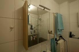 aldi badezimmer spiegelschrank braun weiß 70 cm breit