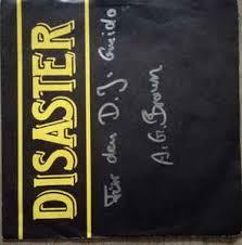 disaster black n bad stick around 1986 vinyl discogs