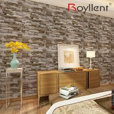 3d Self Adhesive Brick Wallpaper Wholesale Suppliers