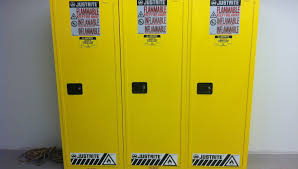 Flammable Cabinets Osha Regulations by Accomplishment Used Flammable Cabinet Tags Justrite Flammable