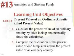 Sinking Fund Formula For Depreciation by Sinking Fund Calculation Sinks Ideas