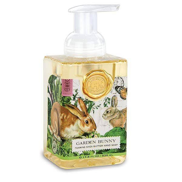 Michel Design Works Foaming Hand Soap - Garden Bunny, 17.8oz