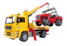 100 Tow Truck Tv Show Amazoncom Bruder Man Tga With Cross Country Vehicle