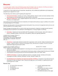 Resume And Cover Letter Assignment - BUSN 320 - LA Tech ... How To Write What Your Objective Is In A Resume 10 Other Names For Cashier On Resume Samples Sme Simple Twocolumn Template Resumgocom The Best Font Size And Format Infographic Combination College Student Cover Letter Sample Genius Archives Mojohealy Learning Careers 20 Google Docs Templates Download Now Job Application Meaning Heading For Title My Worth Less Than Toilet Paper Rumes The Type Rumes