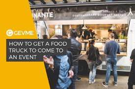 100 Truck Rental Cleveland How To Get A Food To Come To An Event GEVME Blog
