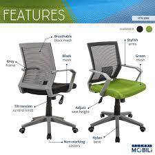 techni mobili chair assembly modern office mesh task chair techni mobili