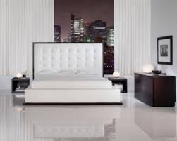 King Platform Bed With Leather Headboard by White Leather Headboard King Size Foter