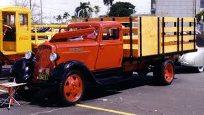 File:1934 Dodge Brothers 2-ton Stake Truck Red.jpg - Wikimedia Commons