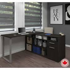 Bestar L Shaped Desk by Bestar Solay Gray L Shape Desk
