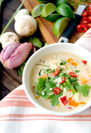 Thai Pumpkin Curry Soup Recipe by Thai Pumpkin Corn Soup Vintage Kitty