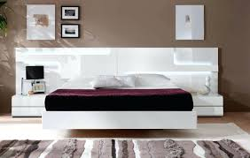 Bed Frames Sears by Sears Bed Frames Platform Bed Eddy High Gloss White Bedroom Set