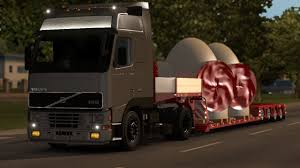Euro Truck Simulator 2 | Mods | Volvo FH16 [1.27] - YouTube