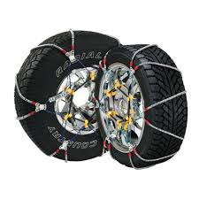 100 Snow Chains For Trucks Super Z 6 Compact Cable Tire Chain Set For Cars And