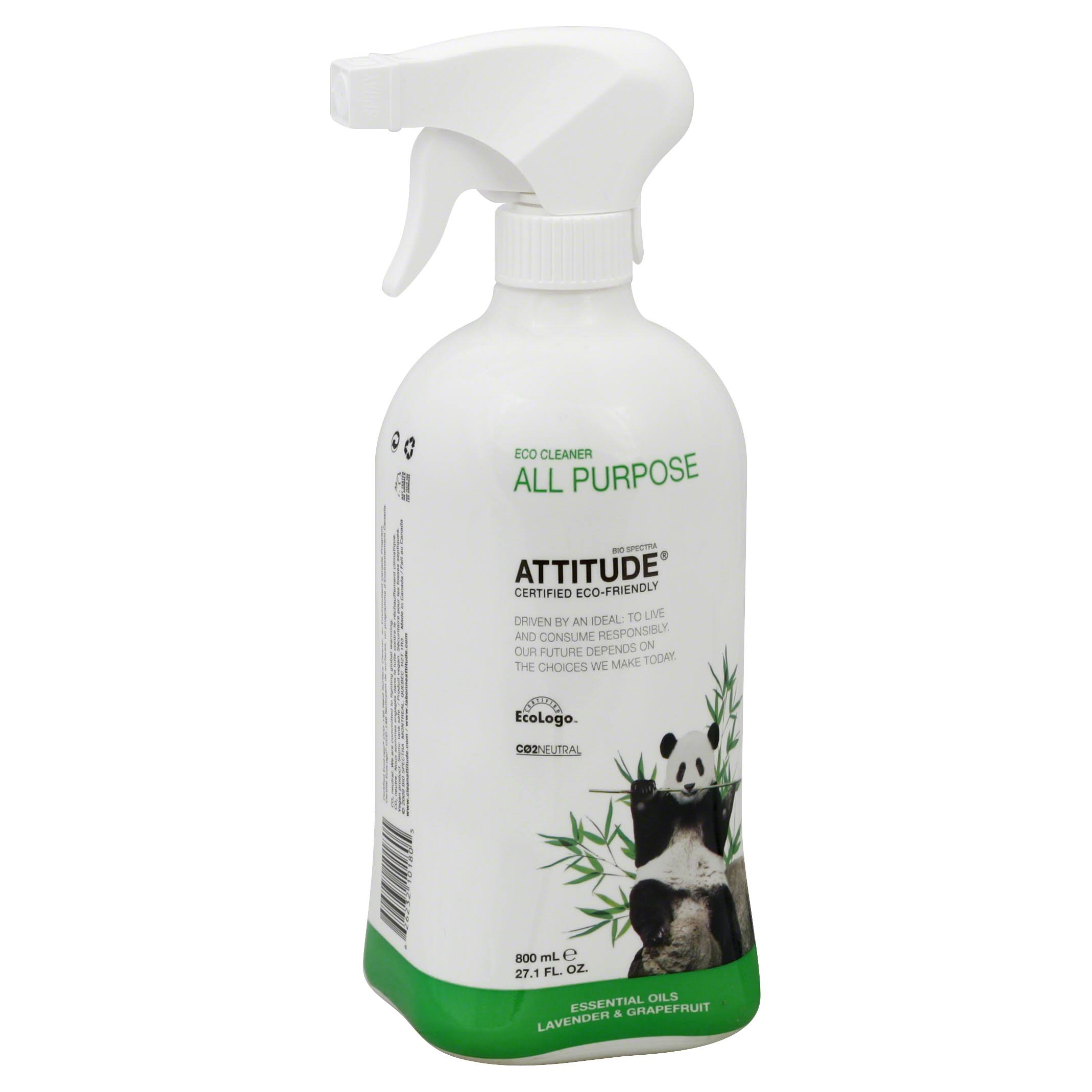 Attitude Multi Surface Cleaner - 800ml