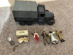 Collectible Indiana Jones Raiders Of The Lost Ark Cargo Truck | In ...