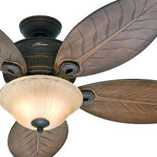 Hunter Ceiling Fan Blades White by Palm Ceiling Fan With Light Ceiling Fans Palm Beach 1 Light Gilded