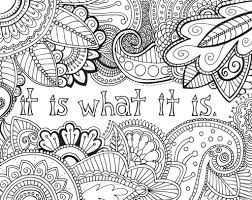 Brighten Your Day And Walls With These Positive Phrases Like Inside Coloring Pages