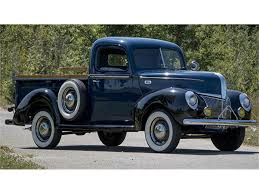 1941 Ford 1/2-Ton 11C Pickup For Sale | ClassicCars.com | CC-899663