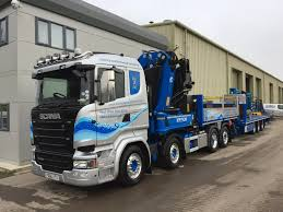 100 Hull Lift Truck Martin Williams Commercial Vehicle Bodybuilder