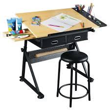 Easel Desk With Stool by Artist U0027s Loft Arts U0026 Crafts Creative Center