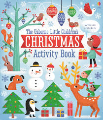 Christmas Activity Pad Little Childrens Book