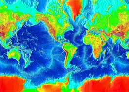 Seafloor Spreading Animation Gif by Part I The Seafloor And Plate Boundaries