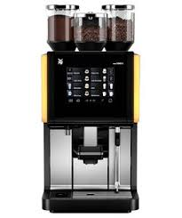 Espresso Coffee Machine Commercial Automatic With 2 Grinders