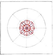 Learn To Draw A Mandala On Art Is Fun