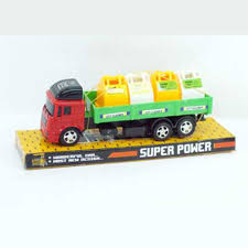 100 Truck Pull Games Back Garbage Radient Toy For Kids Popular Harmless