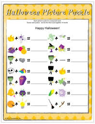 Halloween Brain Teasers Worksheets by 338 Best Halloween Colouring Pages Images On Pinterest Carnival
