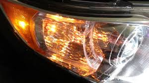 2013 toyota camry testing headlights after replacing bulbs low