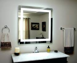 bathroom cabinet with light and mirror bathroom vanity mirror