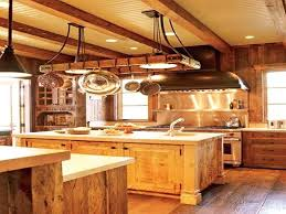 Sophisticated Rustic Kitchen Decor Ideas Modern