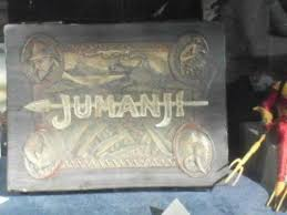 Sony Pictures Studio Tour Jumanji Board Game